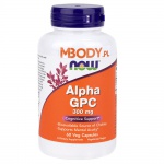 Alpha GPC 300mg 60 vcaps