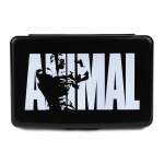 Animal Pillbox Black