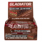 Batony Gladiator 15x60g raspberry dream