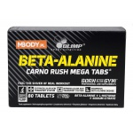 Beta-Alanine Carno Rush 80 tabletek