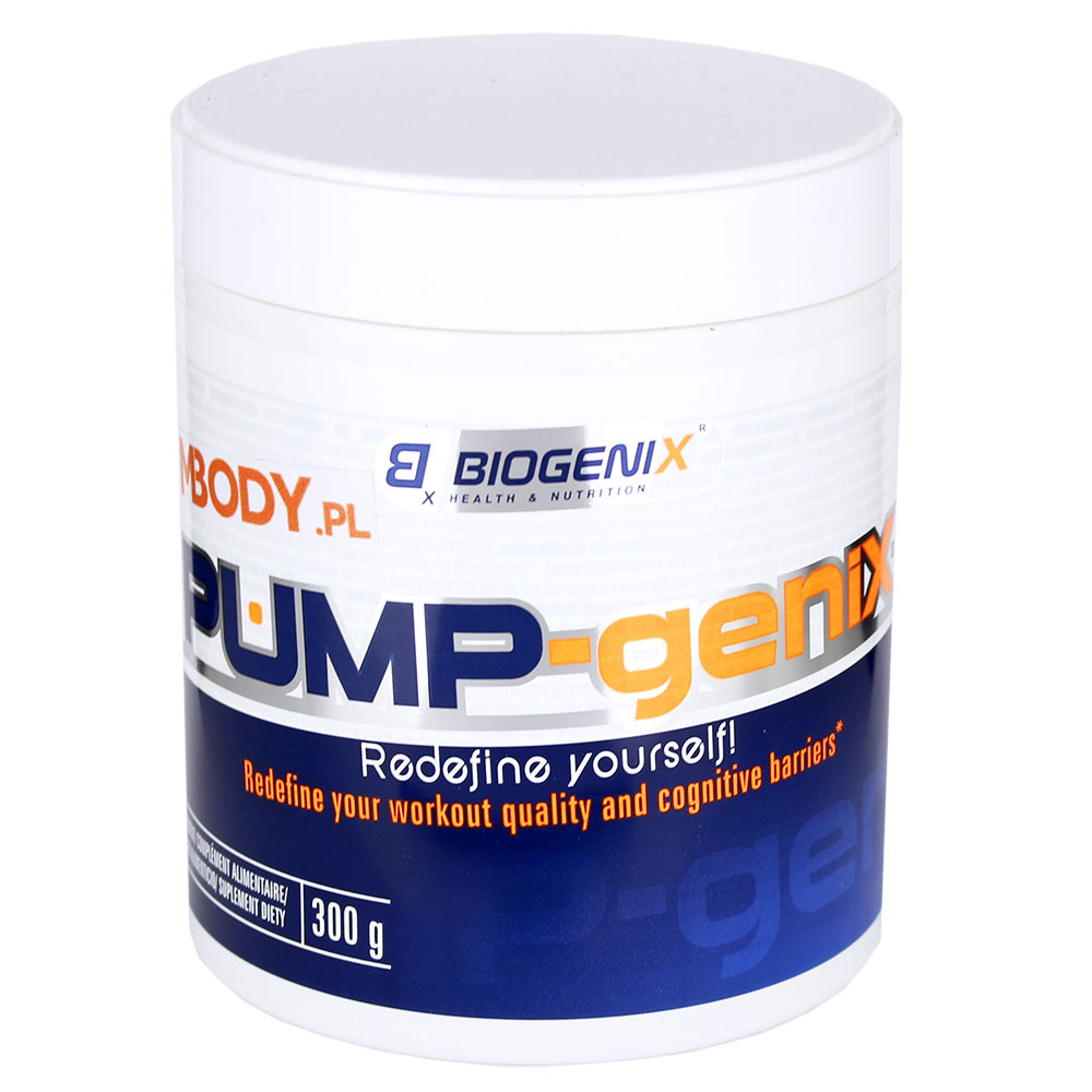 Biogenix Pump Genix 300g