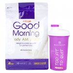 Good Morning Lady 720g Queen Fit + Shaker