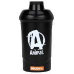 Shaker Animal 700ml Black