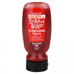 Strawberry Flavoured Topping 320 ml
