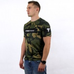 T-Shirt Trec Special Forces 022 Camo