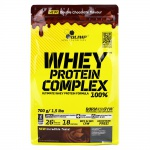 Whey Protein Complex 700g Double Chocolate