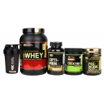 Zestaw odżywek Optimum Nutrition Medium