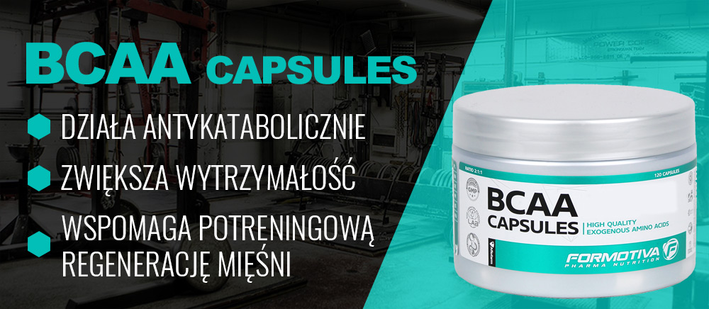banner bcaa capsules 120