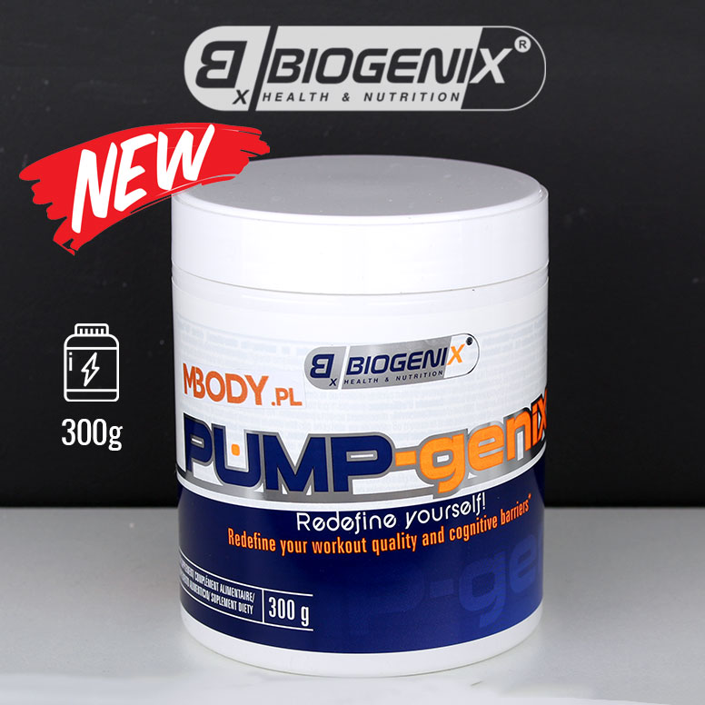 biogenix pump genix